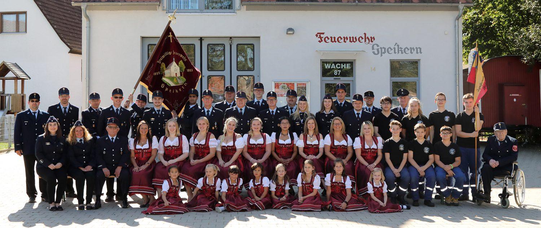 125 Jahre Feuerwehr Speikern